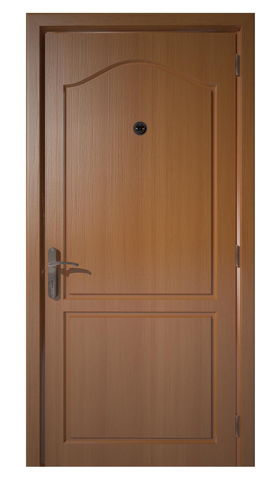 железная дверь 190